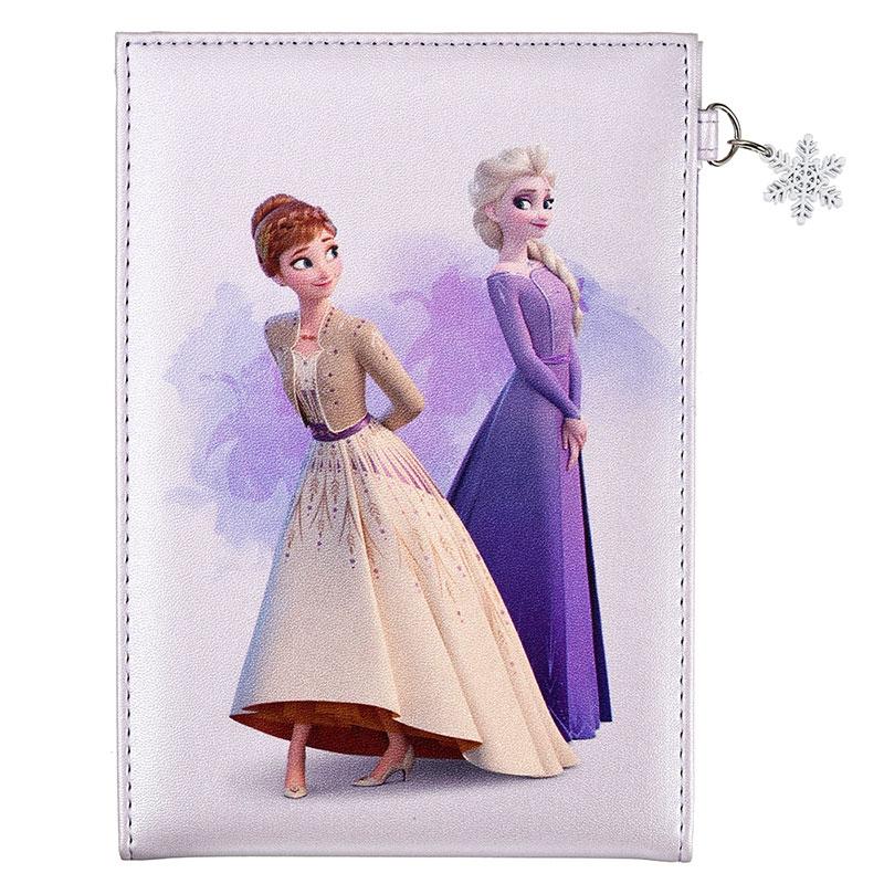 アナ&エルサ ミラー・鏡 折りたたみ式 アナと雪の女王2