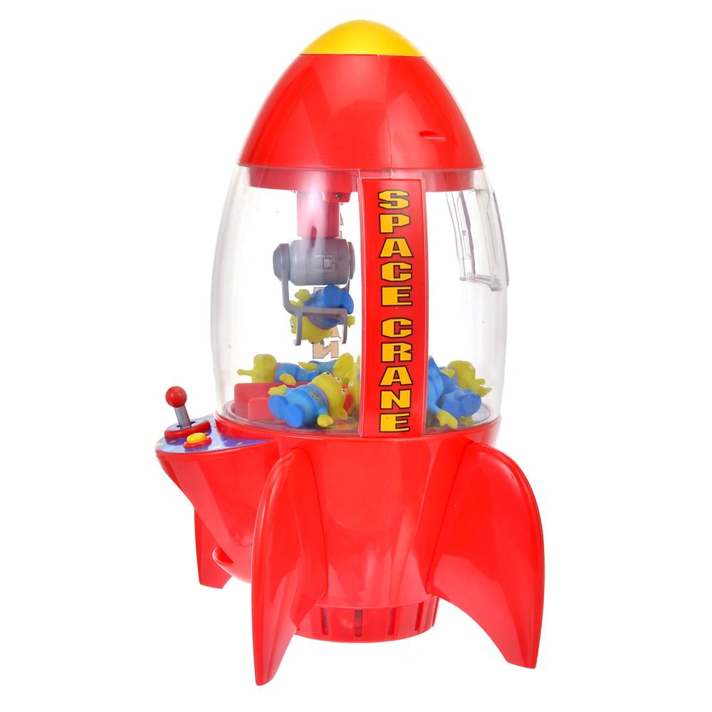 リトル・グリーン・メン/エイリアン おもちゃ スペースクレーン