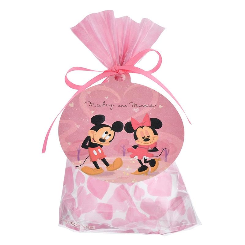 ミッキー&ミニー ラッピングバッグ Disney Valentine 2020