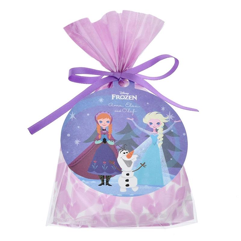 アナ、エルサ、オラフ ラッピングバッグ Disney Valentine 2020