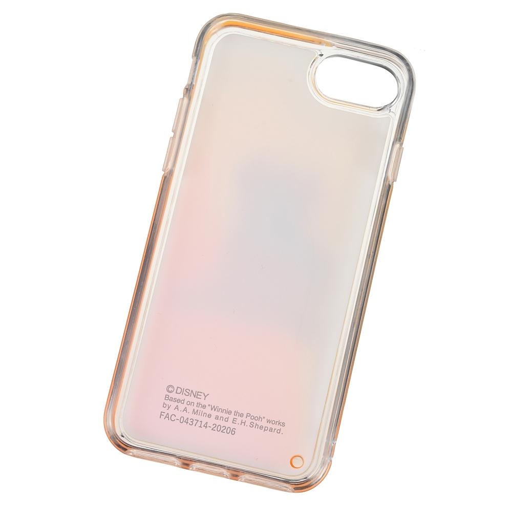 【送料無料】プーさん iPhone 6/6s/7/8用スマホケース・カバー カラーサンド
