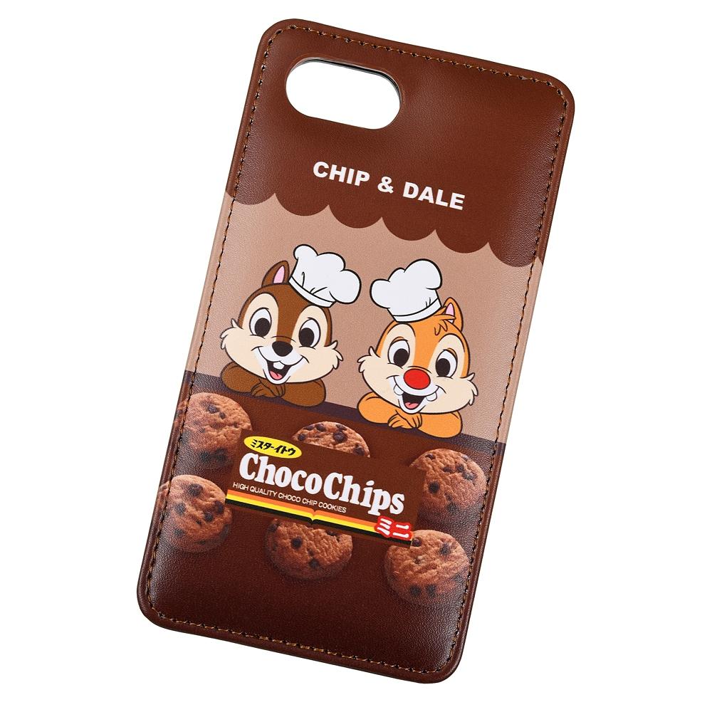 【送料無料】チップ&デール iPhone 6/6s/7/8/SE(第2世代)用スマホケース・カバー Chocochip Cookie