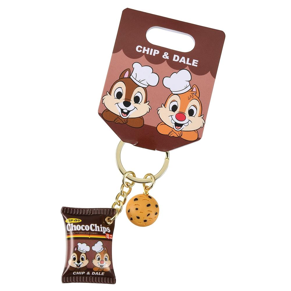 チップ&デール キーホルダー・キーチェーン Chocochip Cookie