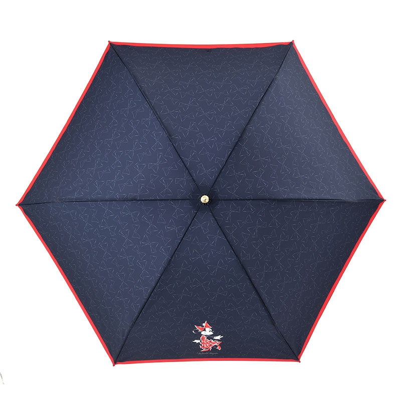 【LANVIN en Bleu】ミニー 傘 折りたたみ式 Minnie Day 2020