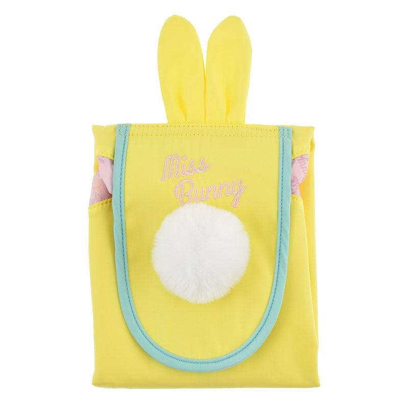 ミス・バニー ポーチ 折りたたみ式 Easter 2020