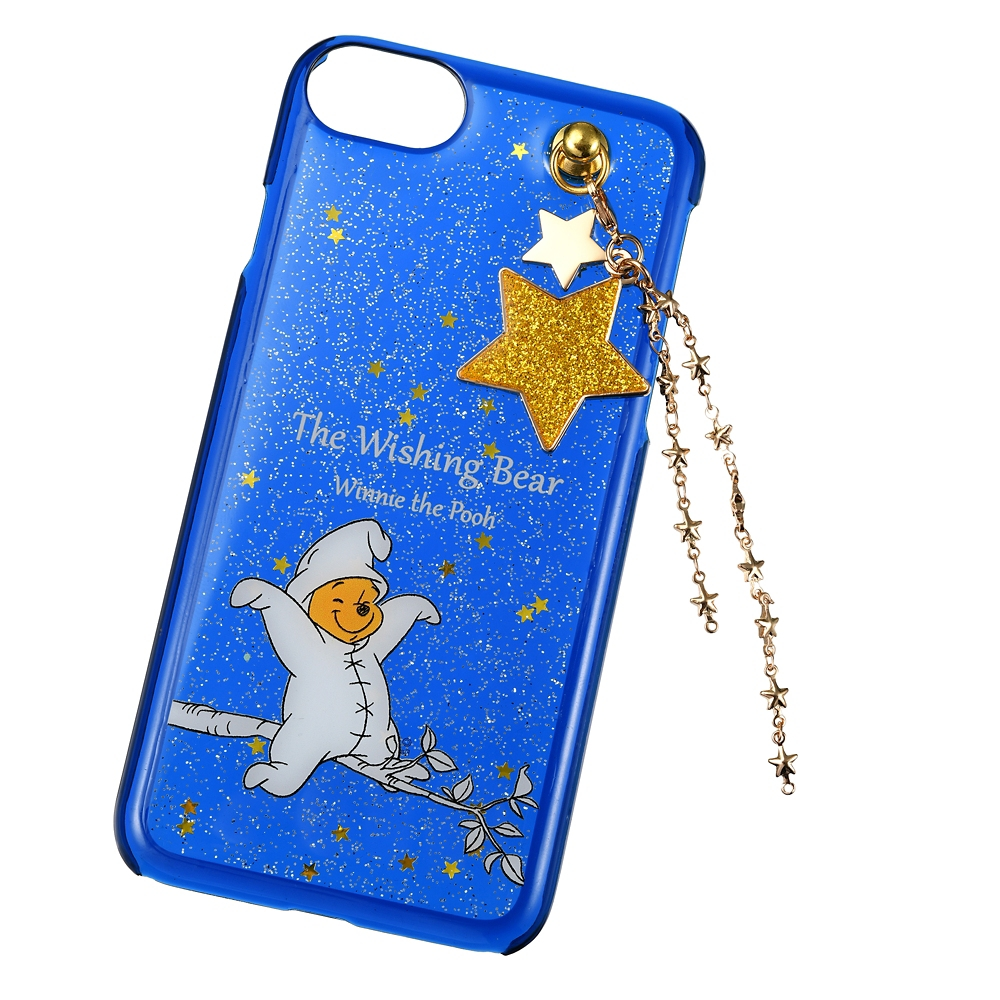 プーさん iPhone 6/6s/7/8用スマホケース・カバー The Wishing Bear
