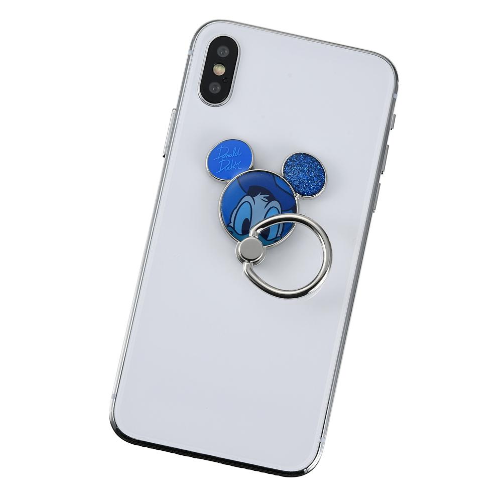 ドナルド スマートフォンリング アイコン Colors ブルー
