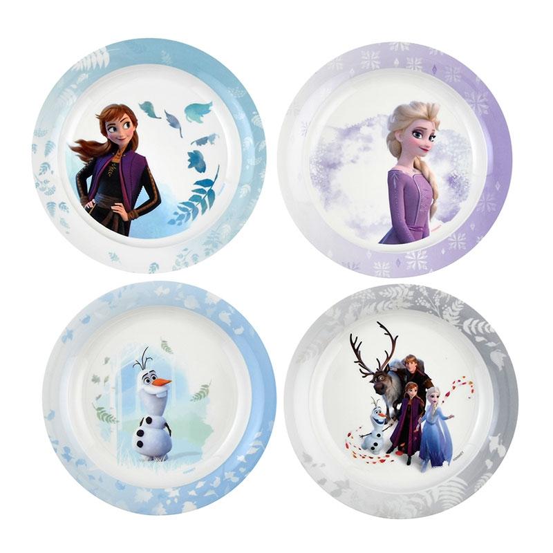 アナと雪の女王 プレート(L) アナと雪の女王2