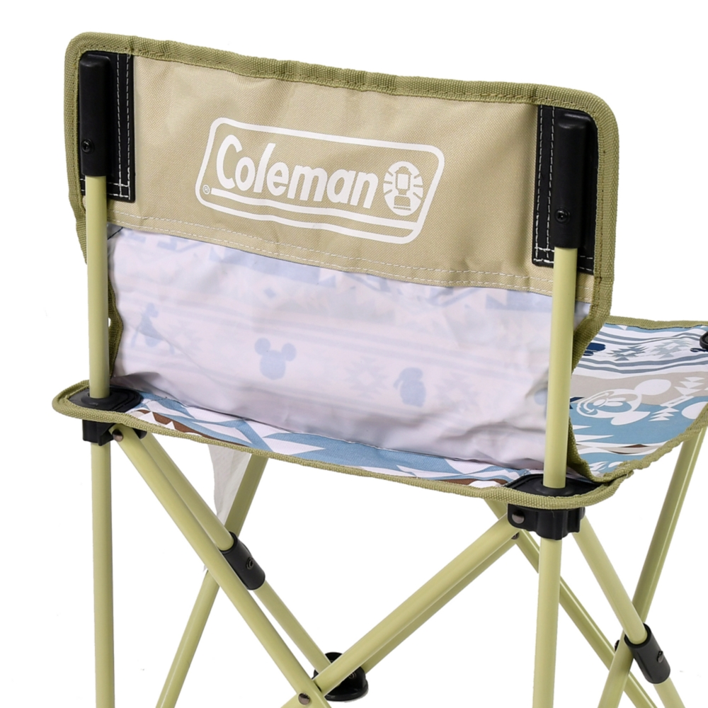 【Coleman(R)】ミッキー&フレンズ コンパクトクッションチェア Disney Outdoor 2020