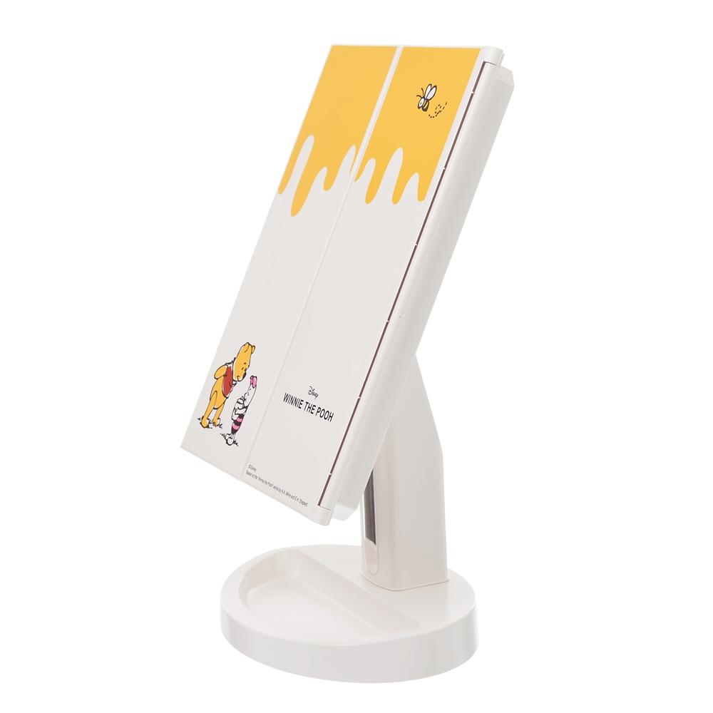 プーさん&ピグレット LEDスタンドミラー