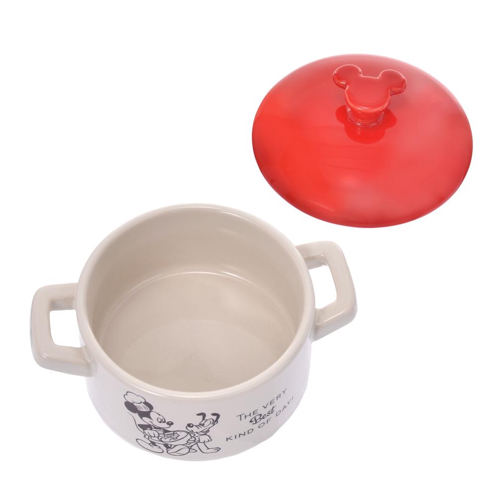 ミッキー&ミニー、プルート キャセロール Cooking Otona Kitchen