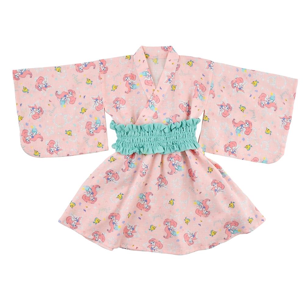 アリエル&フランダー 浴衣(110) ピンク