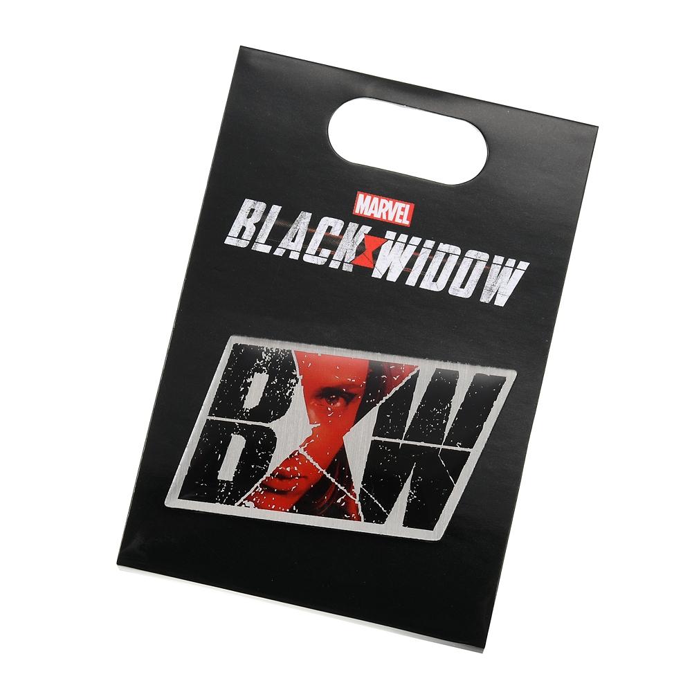 マーベル ブラック・ウィドウ ピンバッジ 映画『ブラック・ウィドウ』