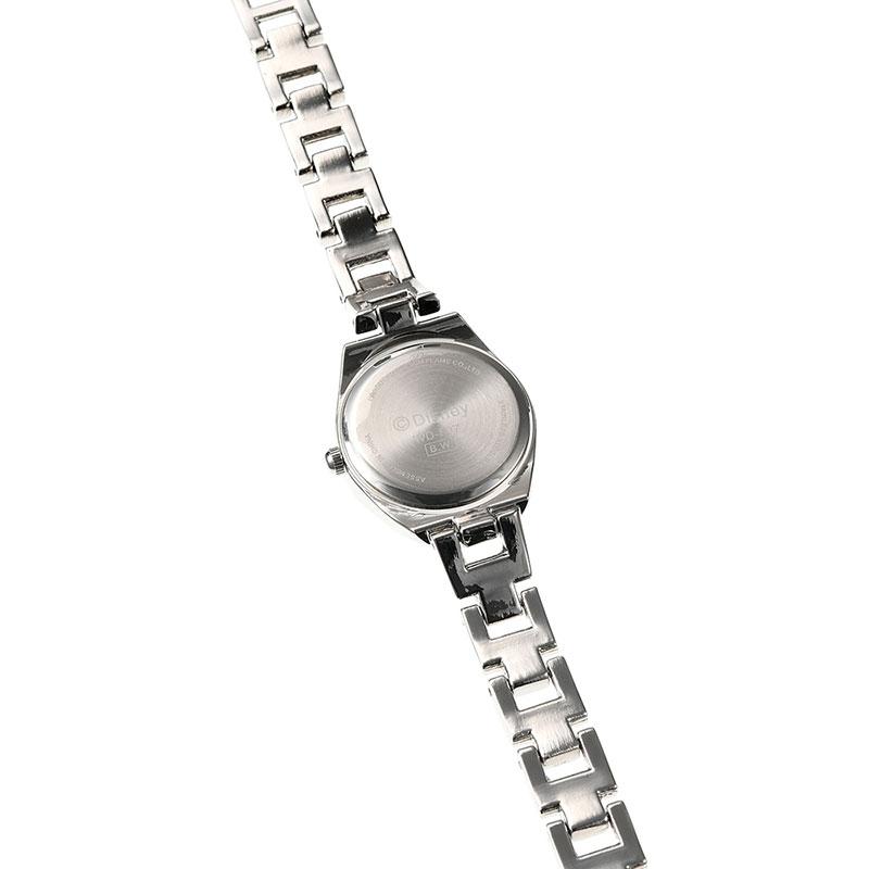 【J-AXIS】アリス 腕時計・ウォッチ シルバー ディズニー・コレクション