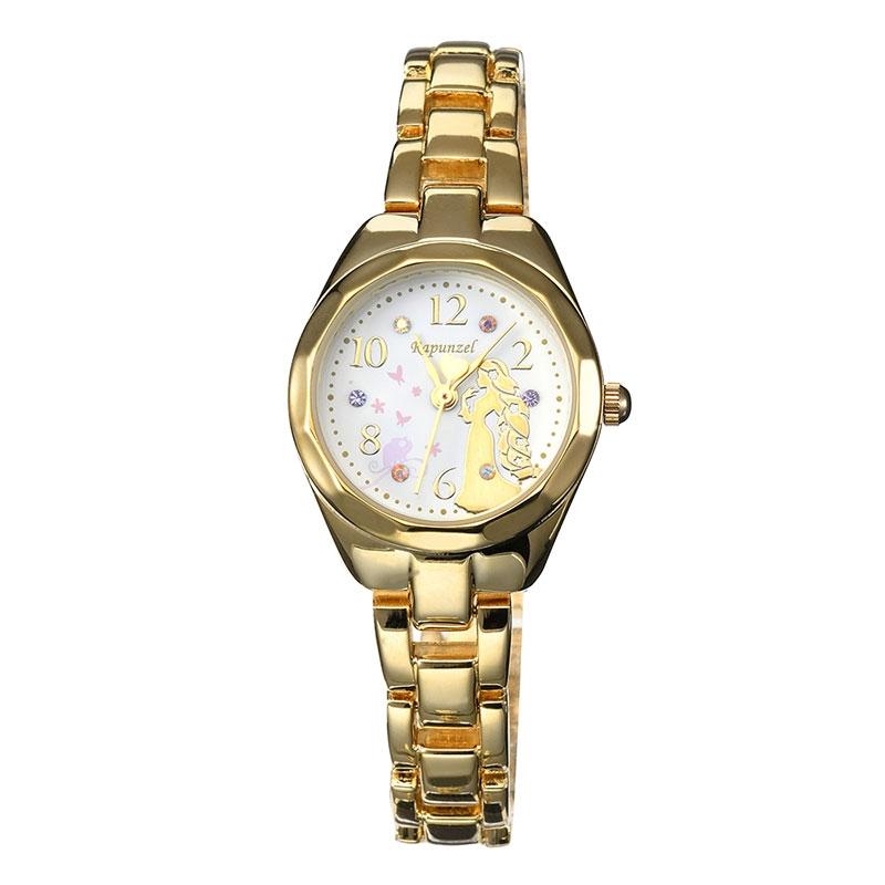 【送料無料】【J-AXIS】ラプンツェル 腕時計・ウォッチ ゴールド ディズニー・コレクション
