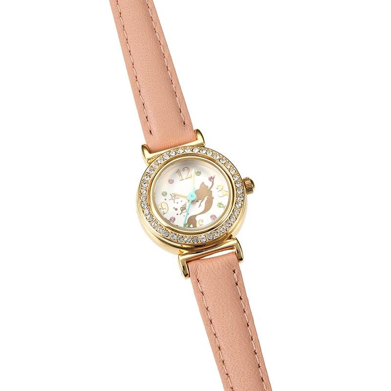 【J-AXIS】アリエル 腕時計・ウォッチ ピンク チェンジリング ディズニー・コレクション