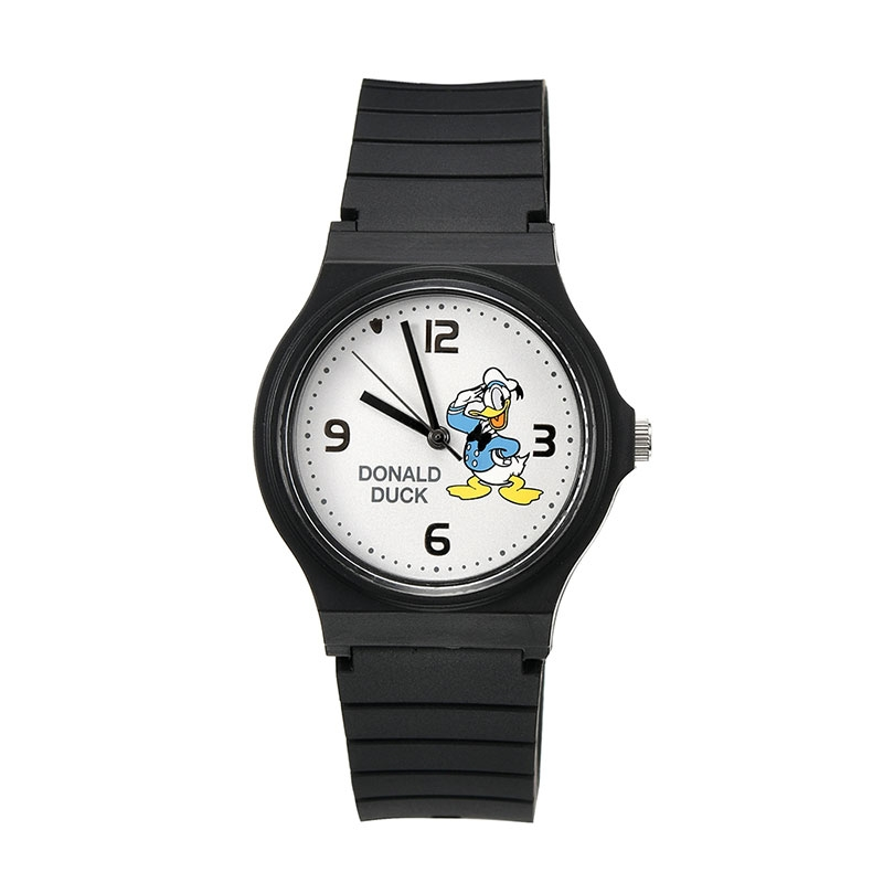 【J-AXIS】ドナルド 腕時計・ウォッチ ホワイト ディズニー・コレクション