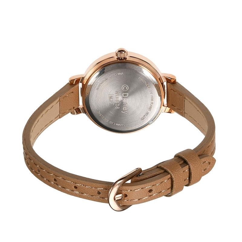 【J-AXIS】アリス 腕時計・ウォッチ ベージュ ディズニー・コレクション