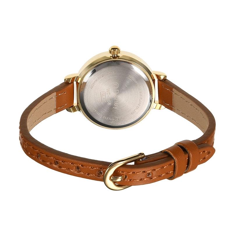 【J-AXIS】ラプンツェル 腕時計・ウォッチ ブラウン ディズニー・コレクション