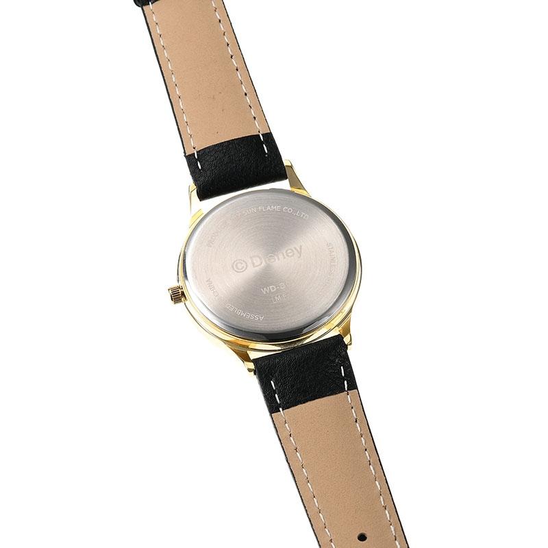 【J-AXIS】ミッキー 腕時計・ウォッチ ブラック ディズニー・コレクション