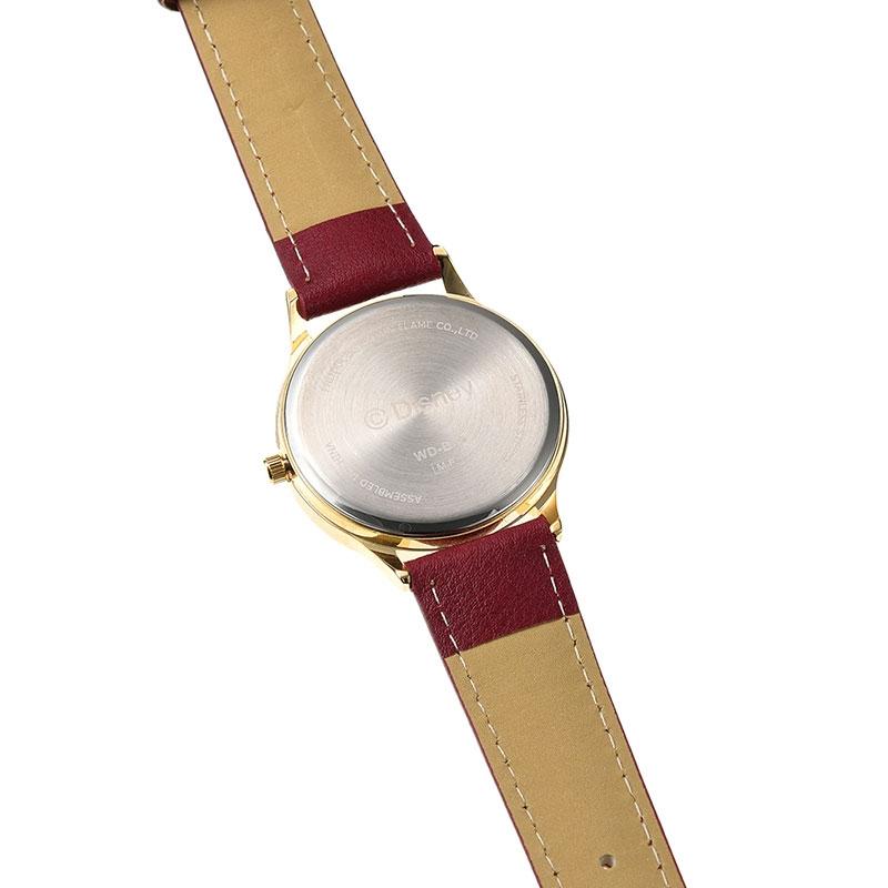 【J-AXIS】ミニー 腕時計・ウォッチ レッド ディズニー・コレクション