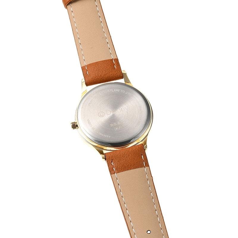 【J-AXIS】チップ&デール 腕時計・ウォッチ ブラウン ディズニー・コレクション