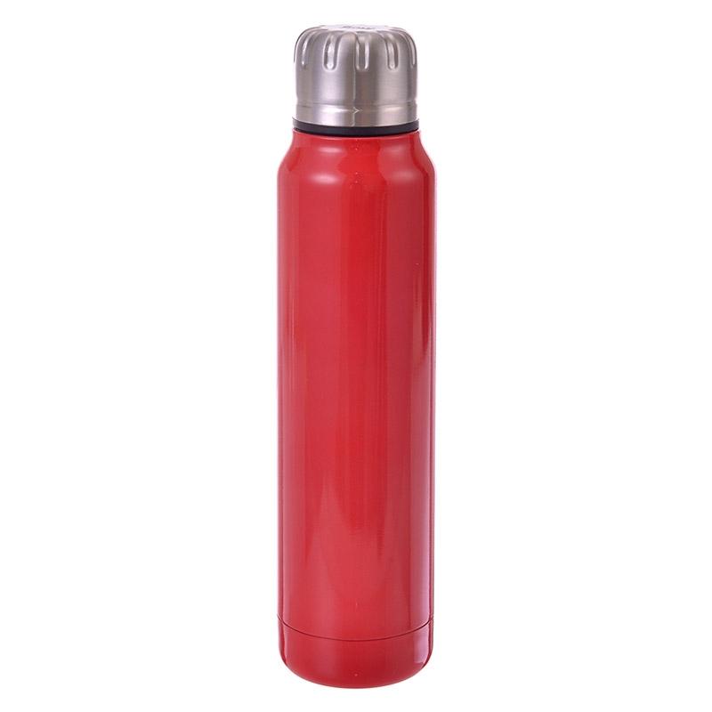 ステンレスボトル マーベル ロゴ レッド