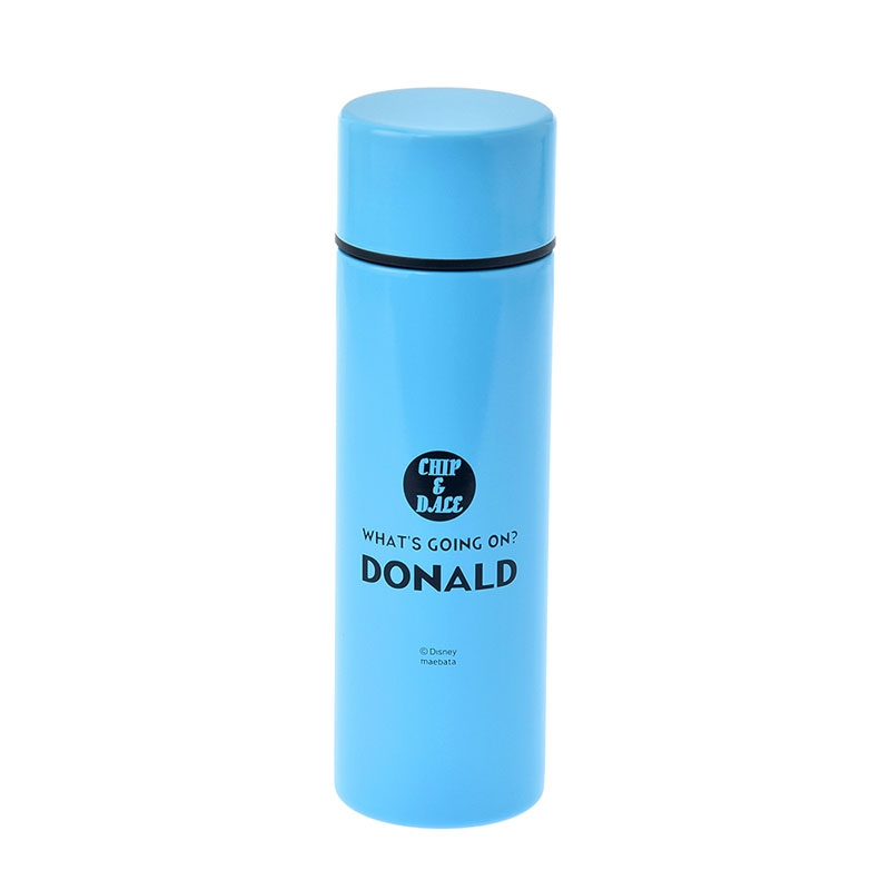 ドナルド、チップ&デール ステンレスボトル 110ml リップスティックボトル