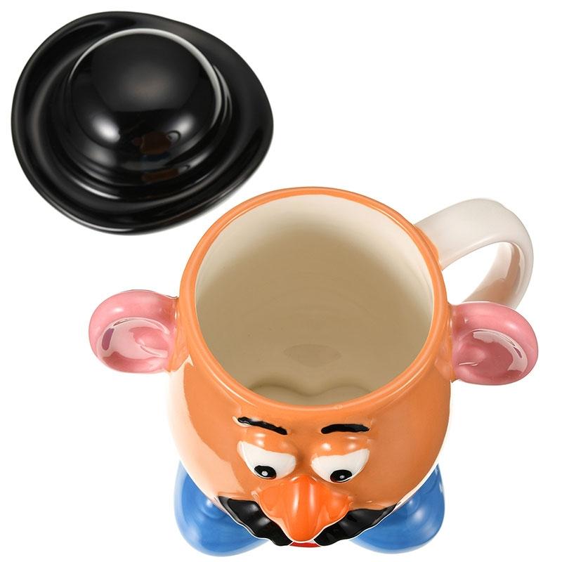 ミスター・ポテトヘッド マグカップ 3D