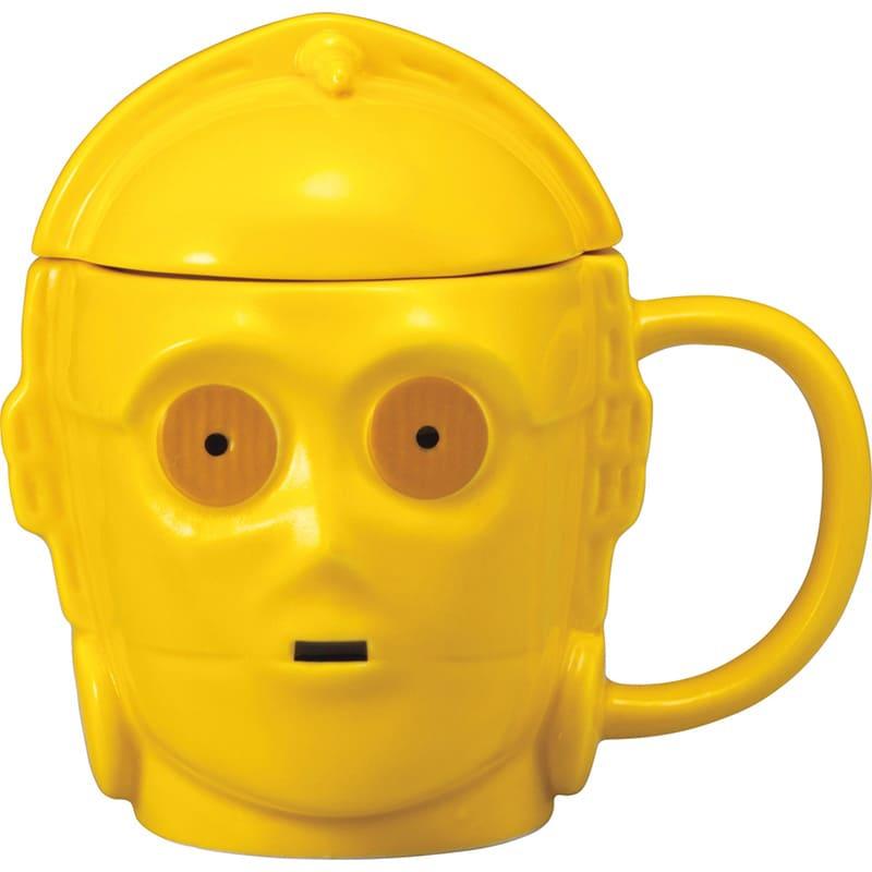 マグカップ スター・ウォーズ C-3PO 3D