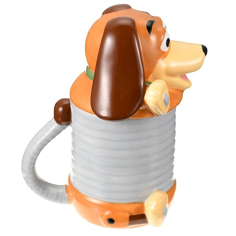 スリンキー マグカップ 3D
