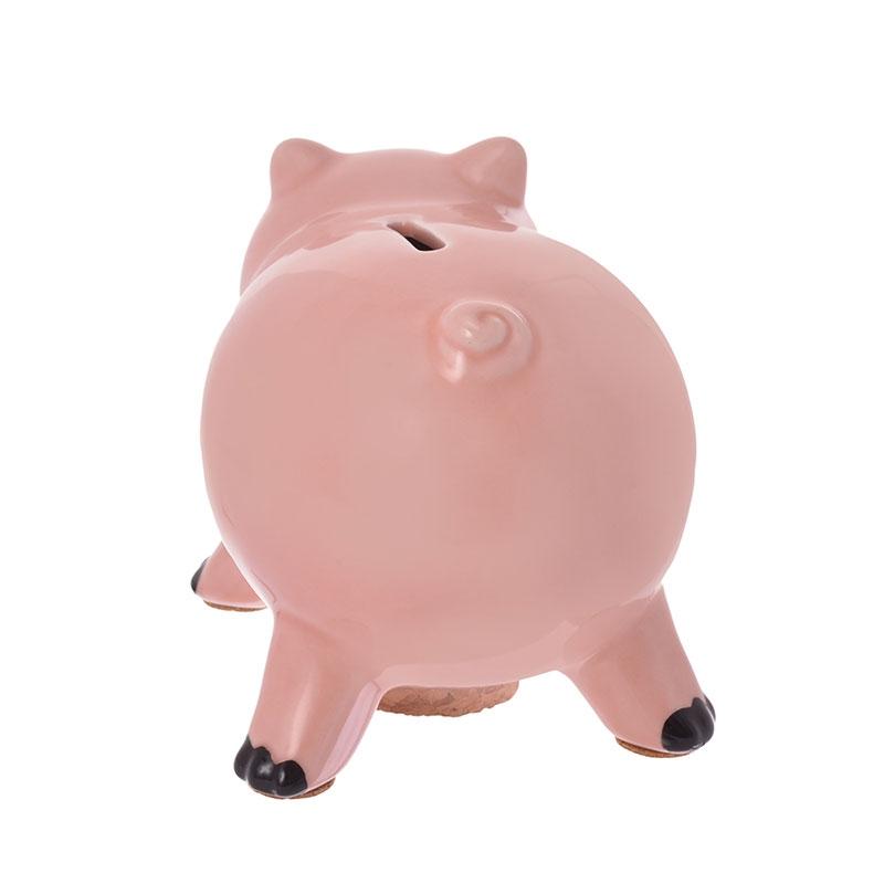 ハム 貯金箱 3D