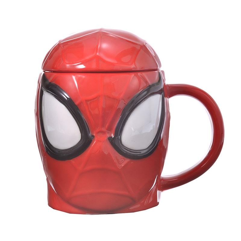 マーベル スパイダーマン マグカップ 3D アルティメット・スパイダーマン