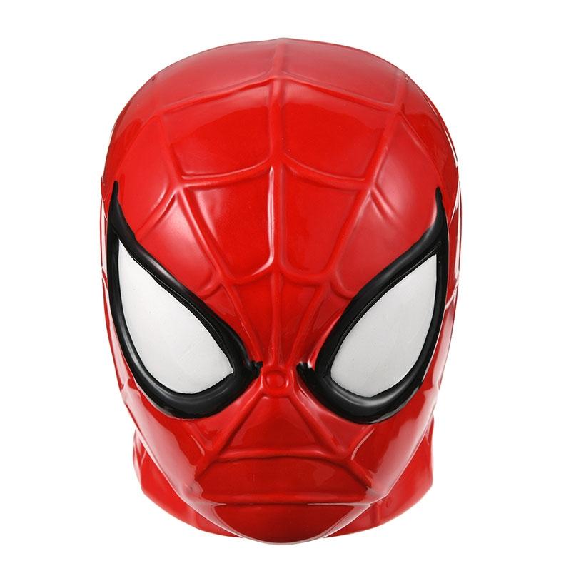 マーベル スパイダーマン 貯金箱 3D アルティメット・スパイダーマン
