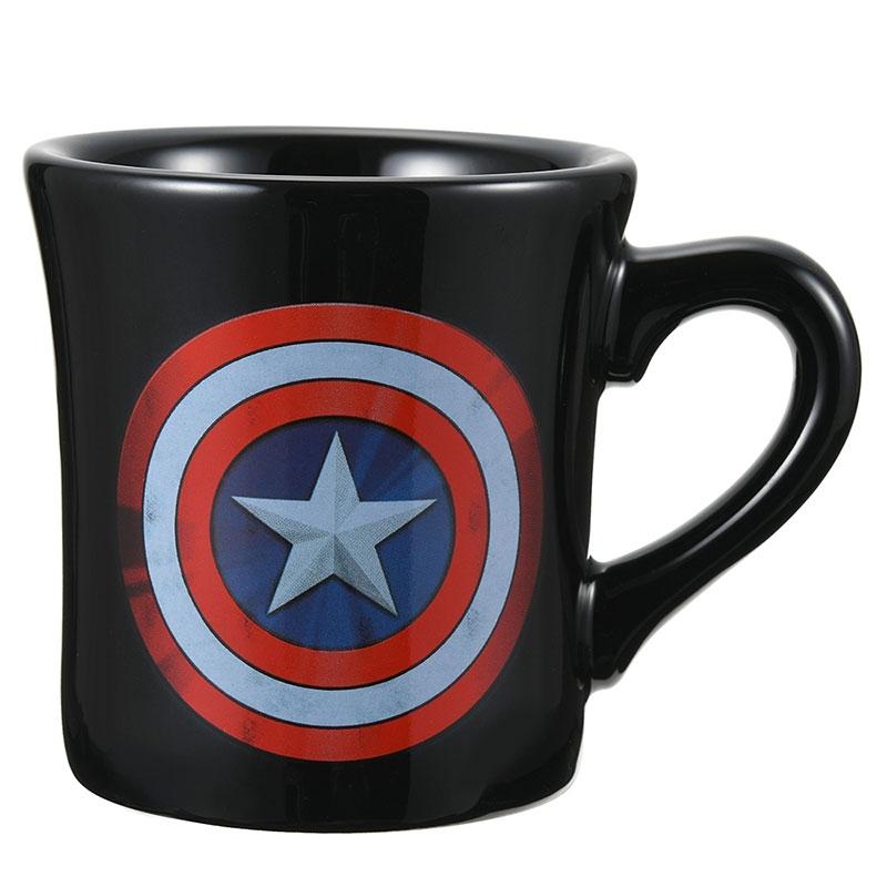 マーベル キャプテン・アメリカ マグカップ シールド