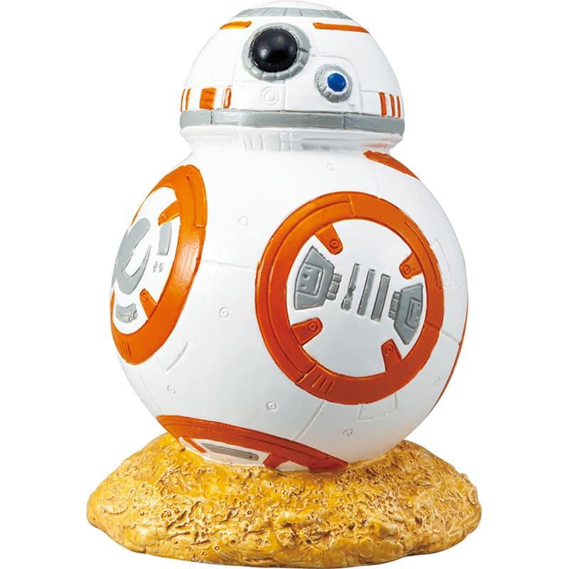 貯金箱 スター・ウォーズ BB-8 3D