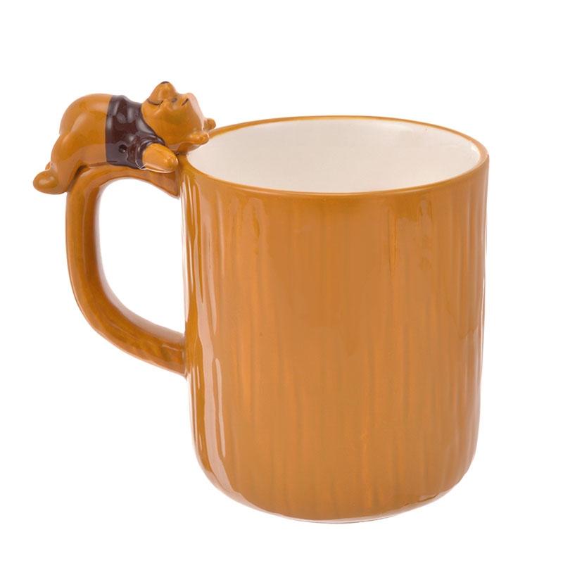 プーさん マグカップ まったり