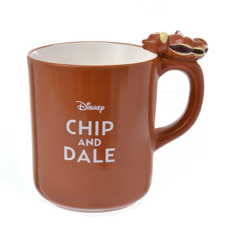 チップ&デール マグカップ まったり