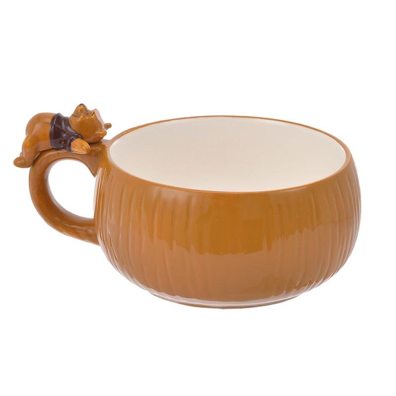 プーさん スープカップ まったり