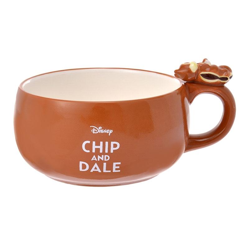 チップ&デール スープカップ まったり