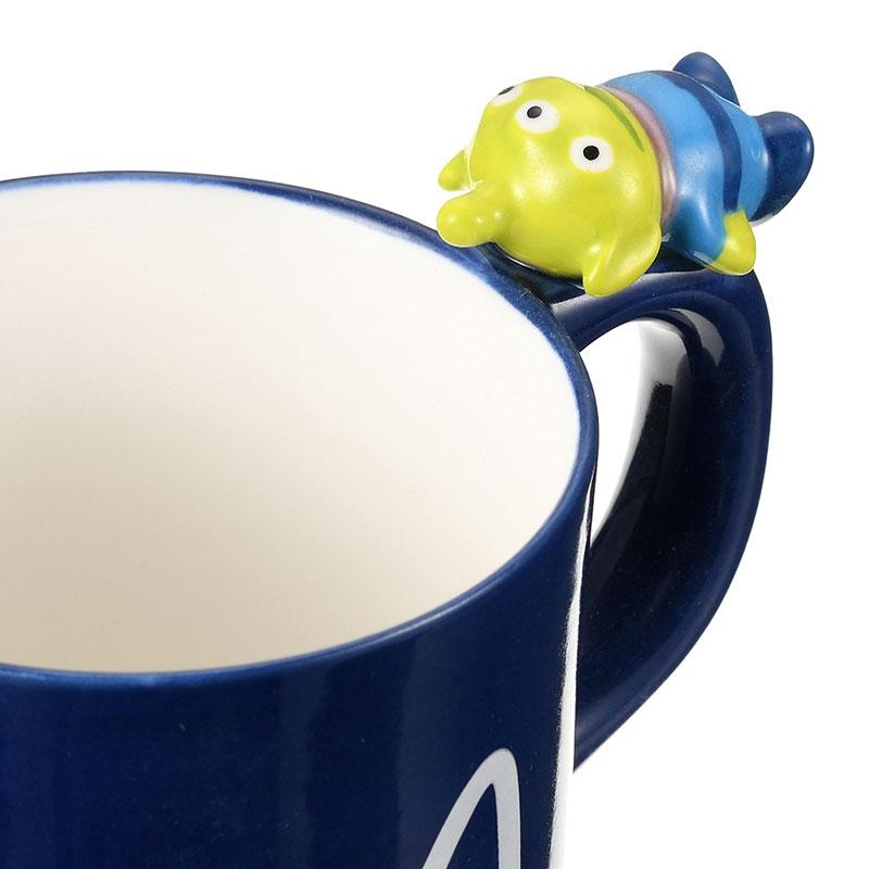 リトル・グリーン・メン/エイリアン マグカップ のんびり