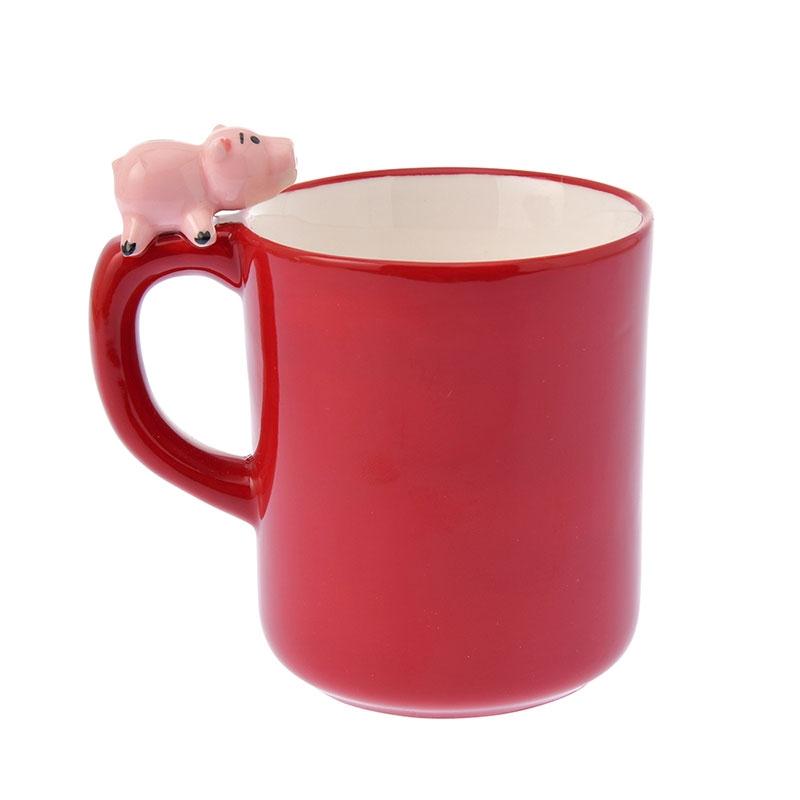 ハム マグカップ のんびり