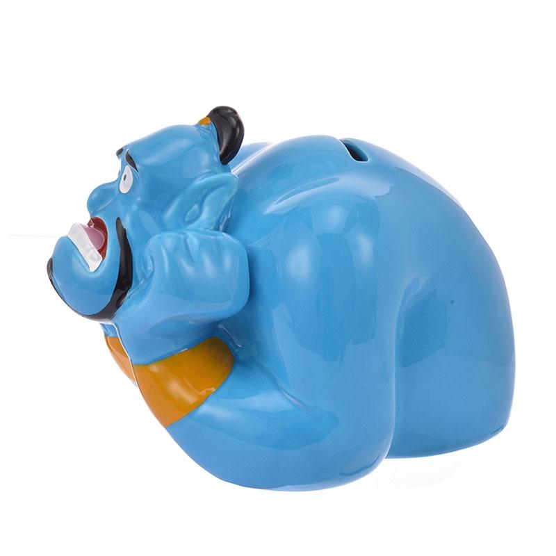 ジーニー 貯金箱 3D