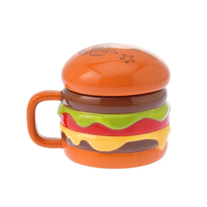 ウッディ マグカップ ハンバーガー