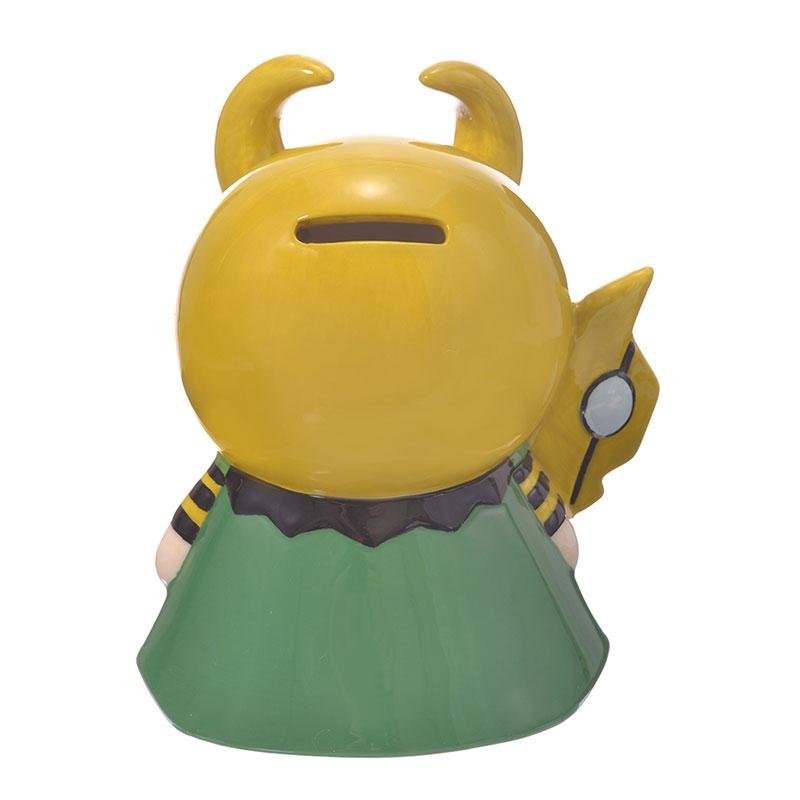 マーベル ロキ 貯金箱 3D KAWAII