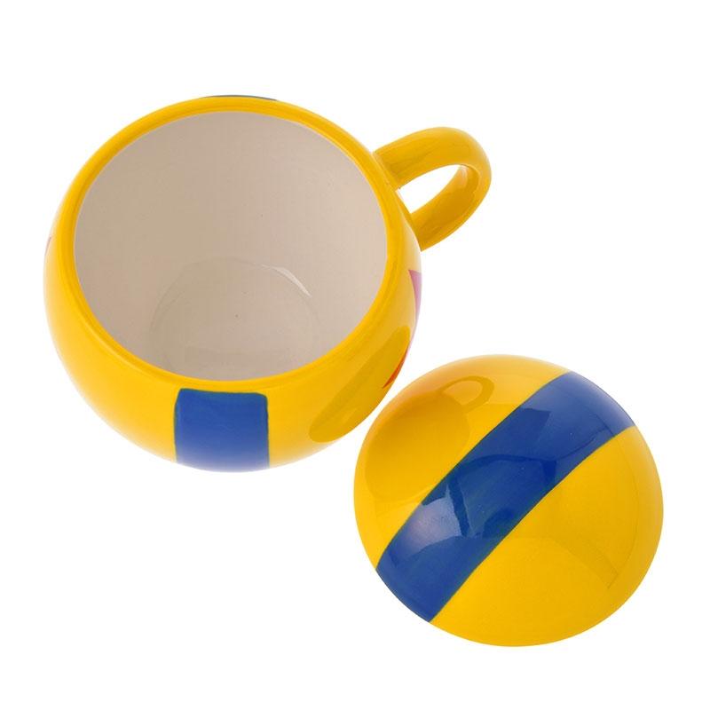 ピクサー・ボール マグカップ 3D