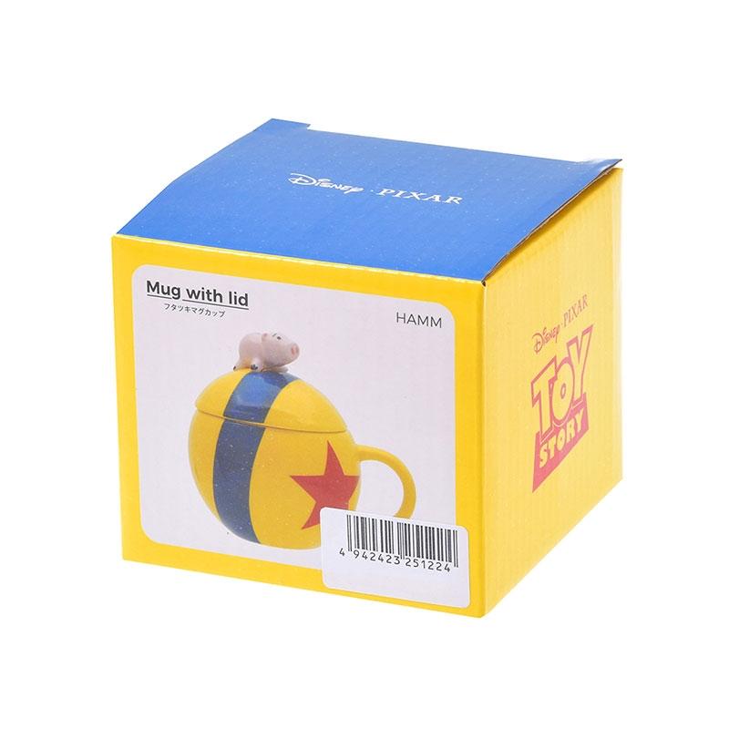 ハム マグカップ ピクサー・ボール 3D