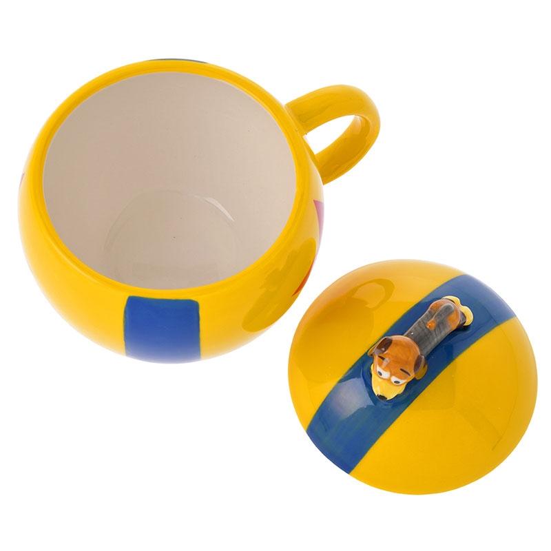 スリンキー マグカップ ピクサー・ボール 3D