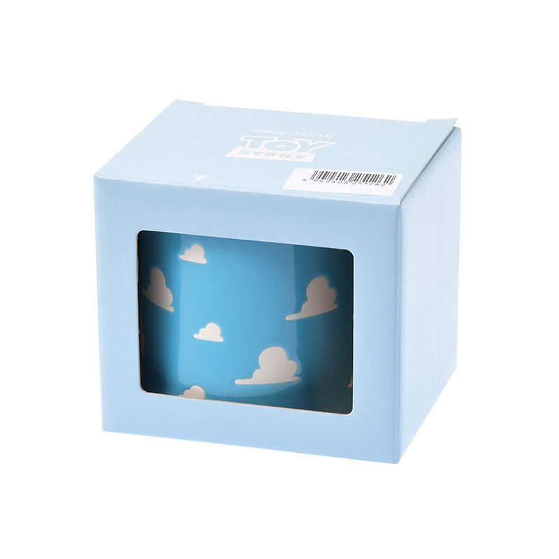 トイ・ストーリー パットマグカップ 雲柄