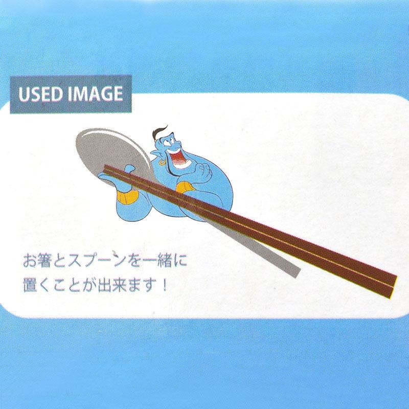 ジーニー 箸・スプーン置き